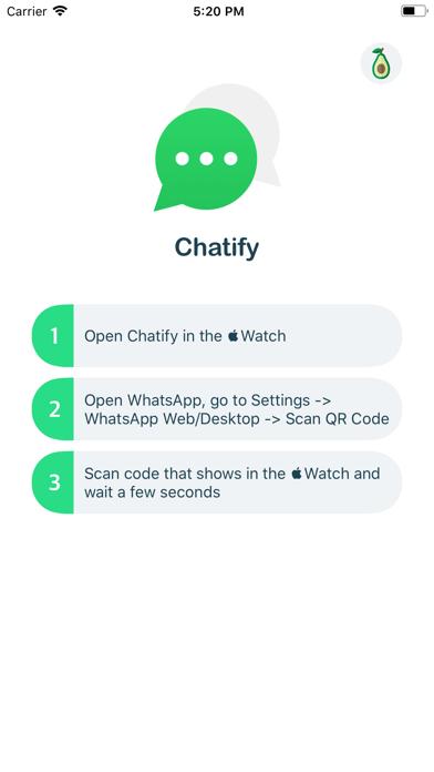 Herunterladen Chatify for WhatsApp für Pc