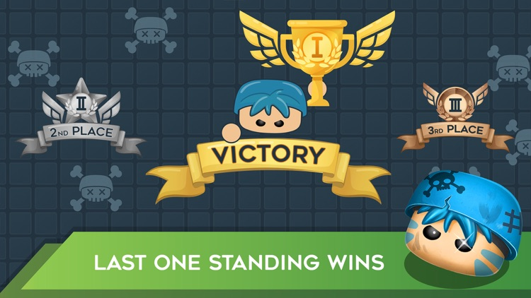 Mobg.io Survive Battle screenshot-3