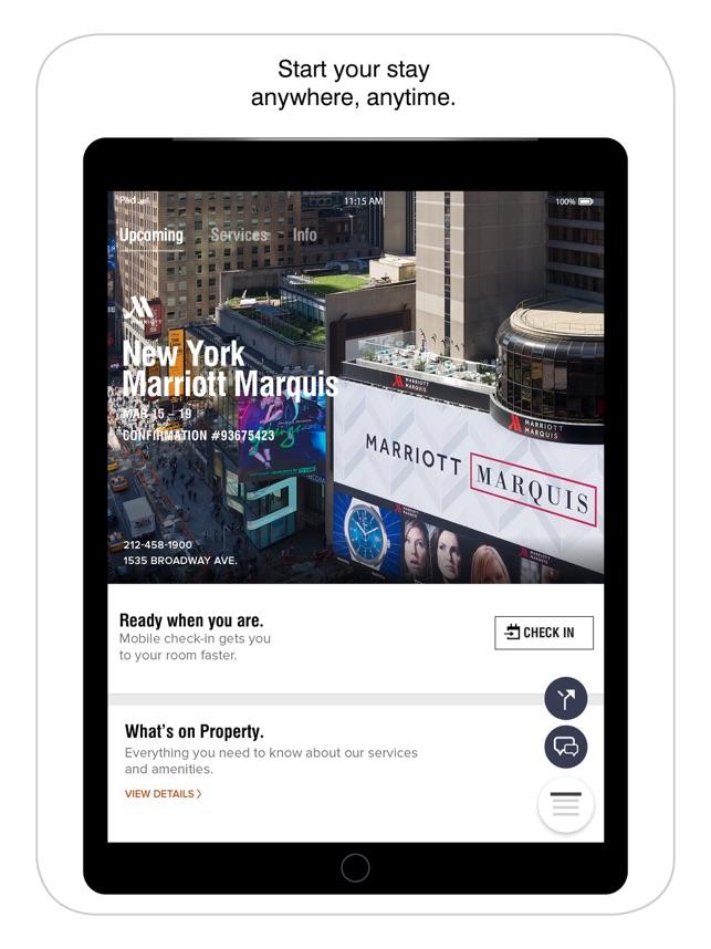 Marriott Bonvoy on the App Store