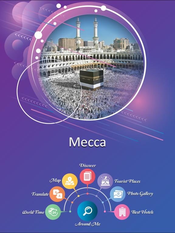 Mecca Tourism screenshot 7