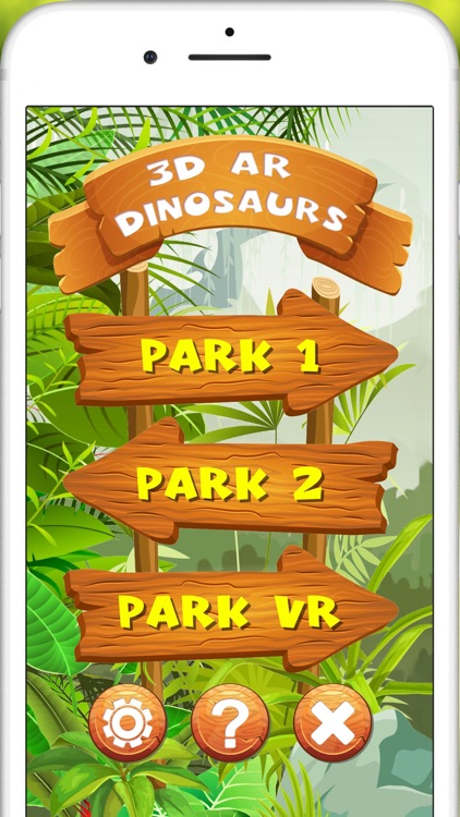 AR 3D dinosaurs screenshot-0