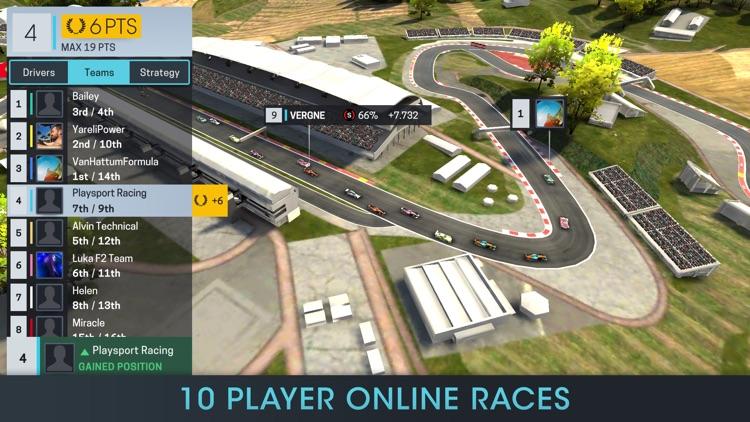 Motorsport Manager Online screenshot-3