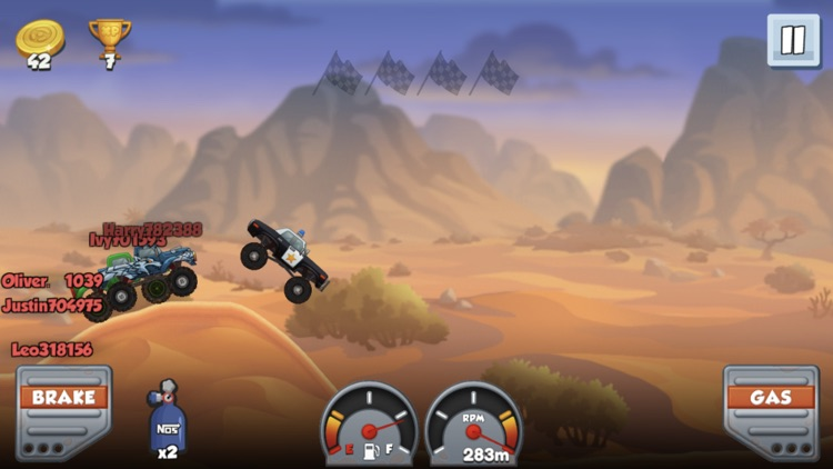 Kings of Climb Offroad Outlaws