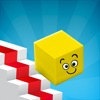 Cube Stars : Jump on stairs