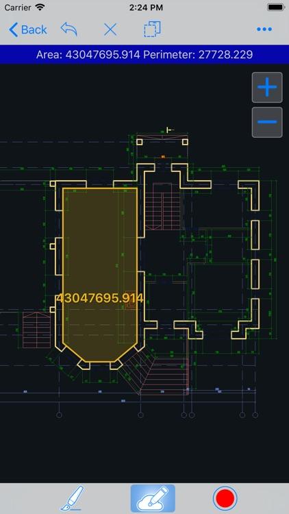 LidarCad screenshot-3