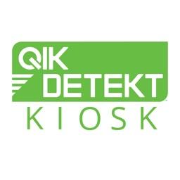 QikDETEKT Kiosk
