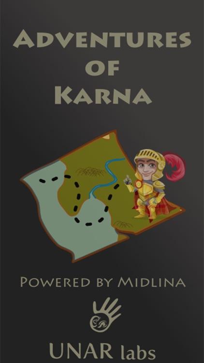 Adventures of Karna