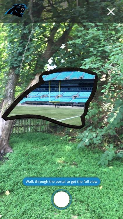 Carolina Panthers Mobile screenshot-4