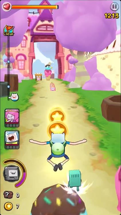 Adventure Time Run screenshot-4