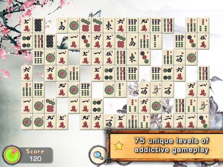 Rivers Mahjong: China HD screenshot-2