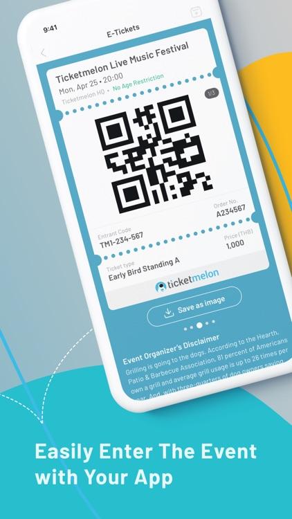Ticketmelon screenshot-3