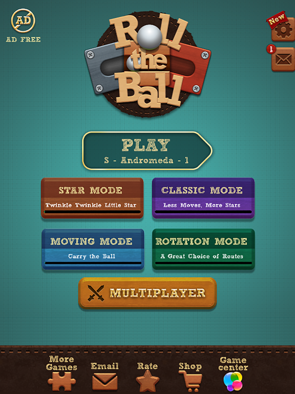 Roll the Ball® - slide puzzleのおすすめ画像7