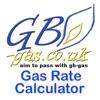 GB Gas Rate Calculator