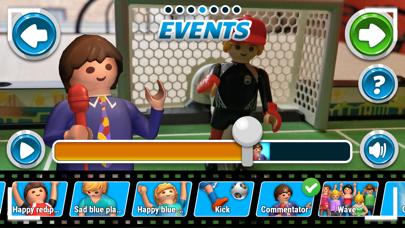 PLAYMOBIL Plató de fútbolCaptura de pantalla de4