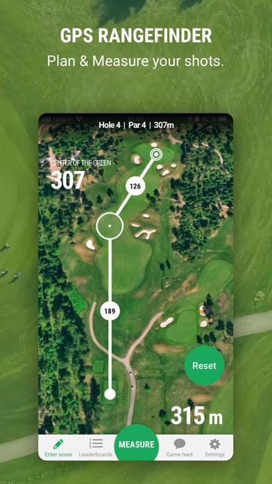 Screenshot #2 pour Golf GameBook - Best Golf App
