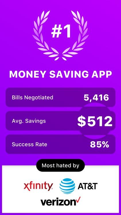 Truebill Budget & Bill Tracker