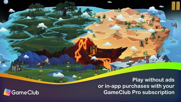 Legendary Wars - GameClub screenshot-4