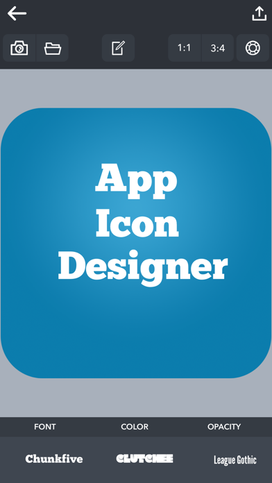 App Icon Designer screenshot two