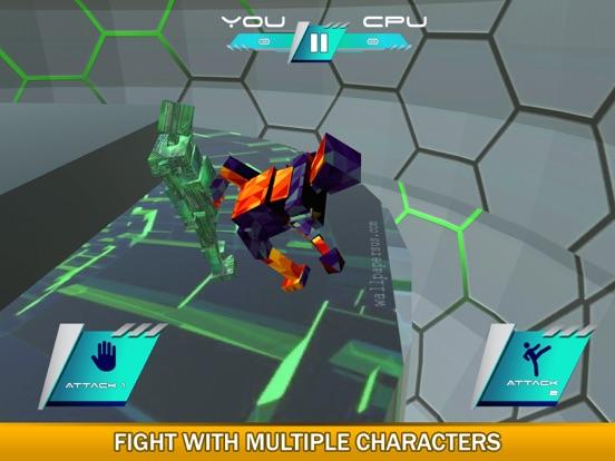 Ipad Screen Shot Neko Fighting Arena 2