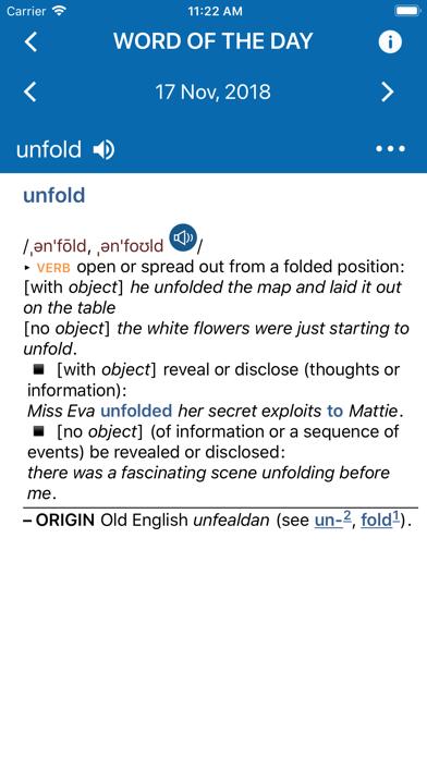 Oxford American Dictionaryのおすすめ画像4