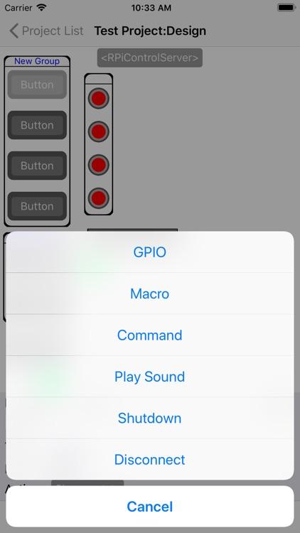 RPiControl screenshot-3