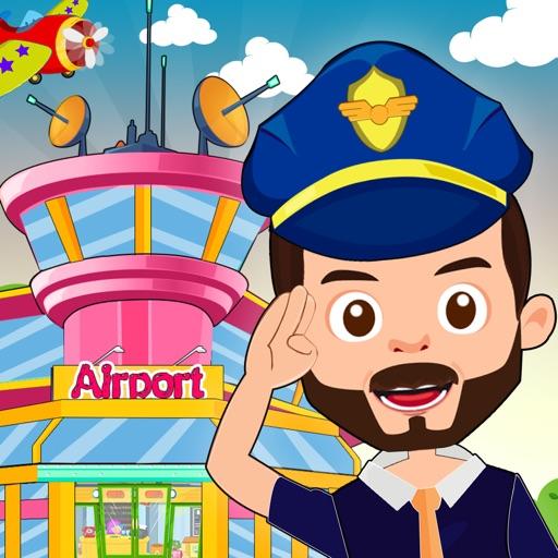 Toon Town: Airport iOS App
