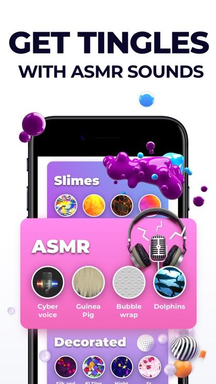 TeasEar: ASMR Slime Antistress screenshot-3