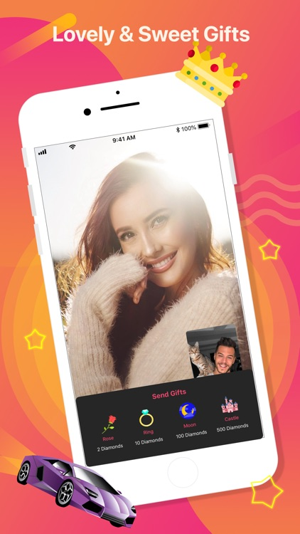 LiveChat: Live Video Chat Date screenshot-3