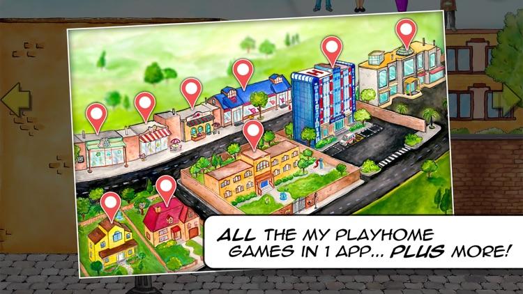 My PlayHome Plus