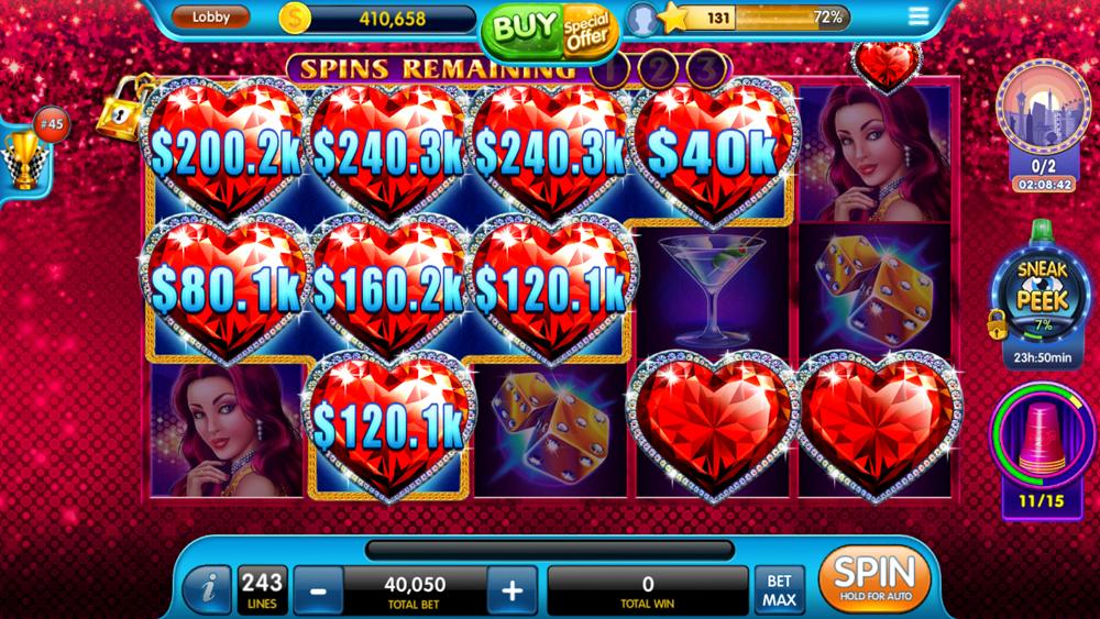hell sing Slot Machine