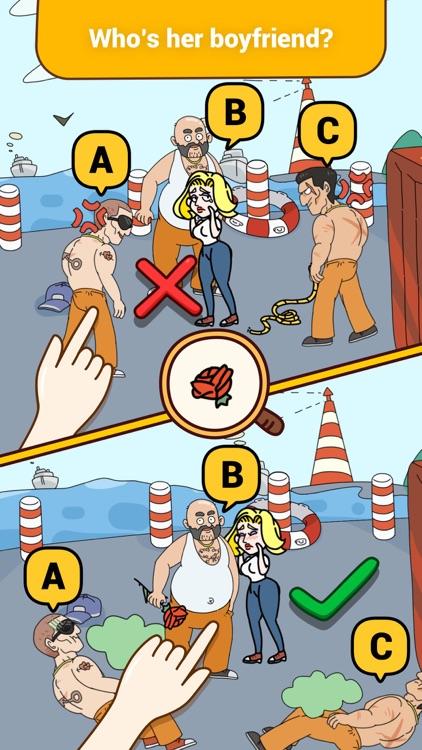Brain Find - Riddles&Find clue