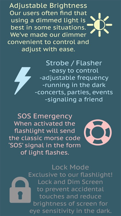 Flashlight ⊜