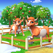 Wild West: New Frontier. Farm icon