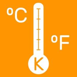 Temperature Converter C F K