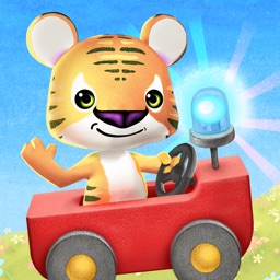 Petit Tigre: Pompiers
