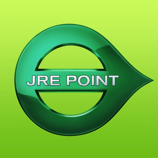 JRE POINT アプリ- 駅ビル・Suica利用でたまる