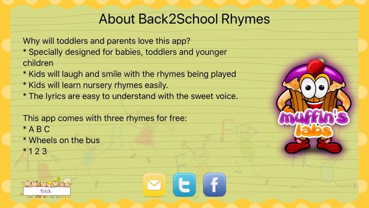 Back2School Rhymes screenshot-9
