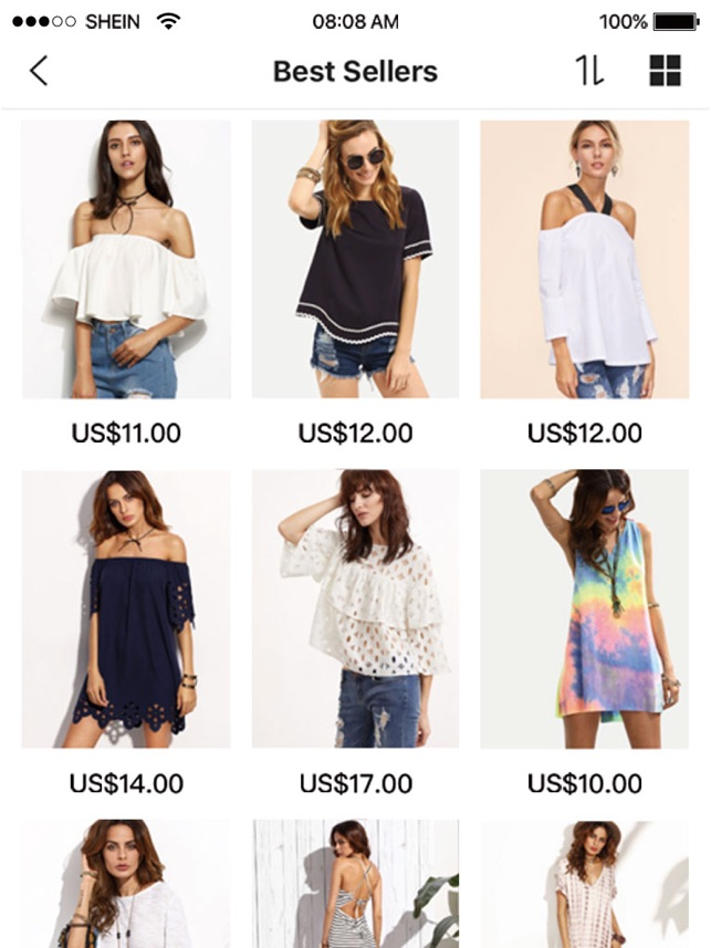 SHEIN-Fashion Shopping Online on the App Store ee98306c468f