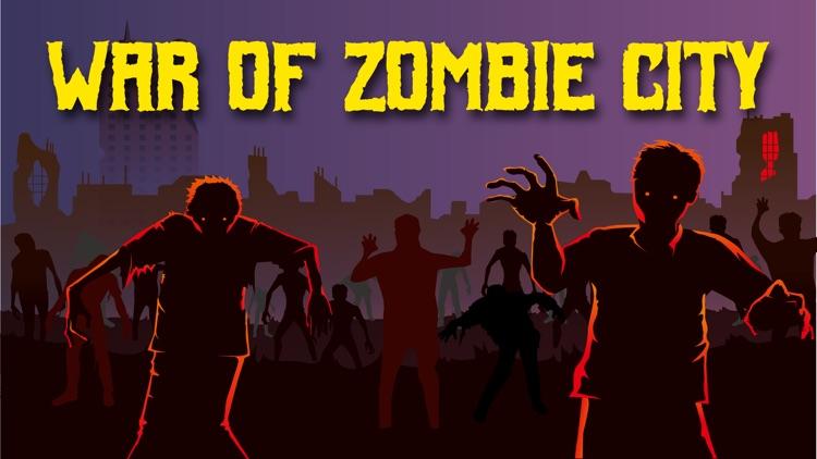 War Of Zombie City screenshot-0