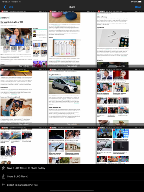 Dual - マルチスクリーンWebブラウザのおすすめ画像6