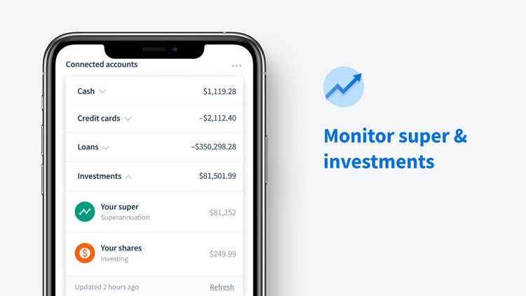 Finder: Personal Money Manager screenshot-3