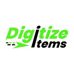 Digitize Items