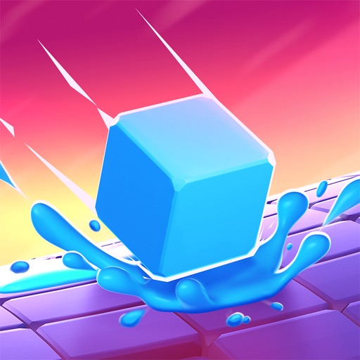 Splashy Cube: Color Run