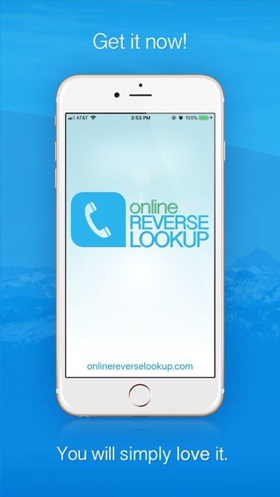 Screenshot for Reverse Lookup in United States App Store