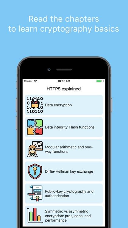 HTTPS.explained