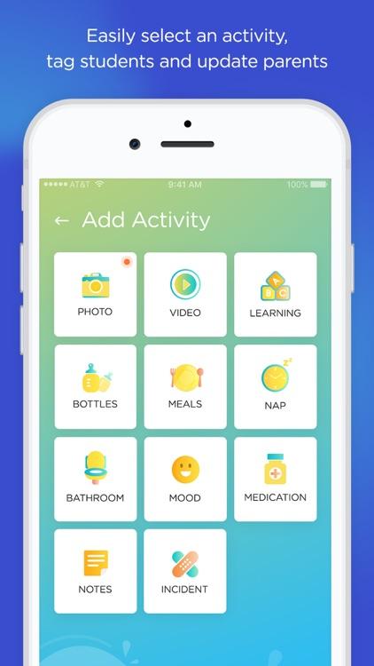 Kinderlime: Childcare App