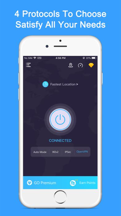 VPN - Unlimited Best VPN Proxy Screenshot