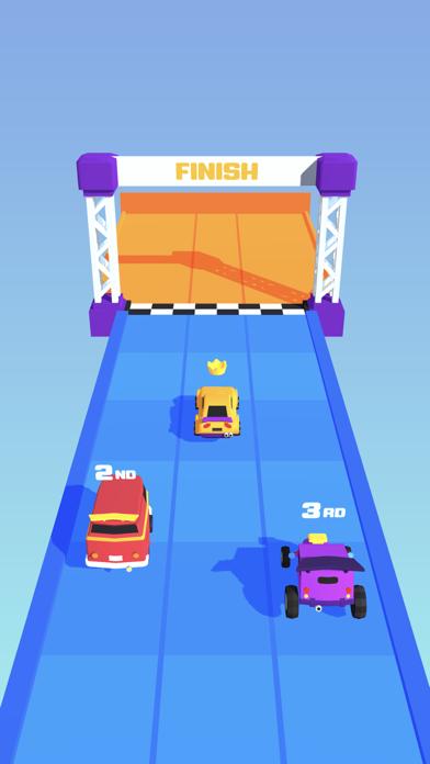 Crazy Race - Smash Cars! screenshot 5