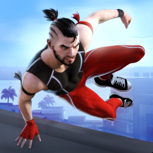 Parkour Simulator 3D: City Run