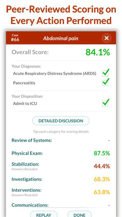 Full Code - Emergency Medicine Screenshot